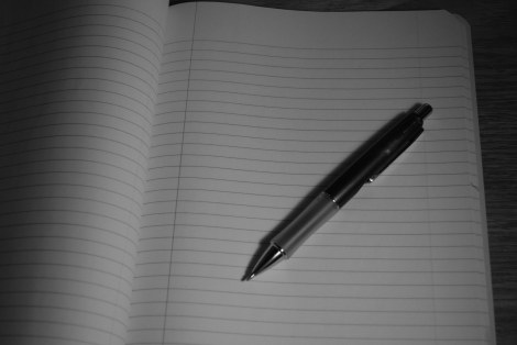 NaPoWriMo Notebook
